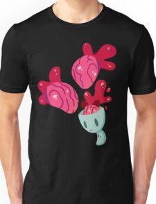 Brains + RoBOT Unisex T-Shirt