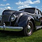 1937 Chrysler Airflow Sedan by TeeMack