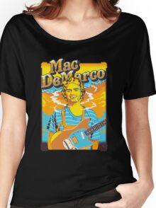 mac demarco shirt Women's Relaxed Fit T-Shirt
