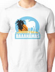 BAAAHAMAS  Unisex T-Shirt