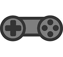 Video Game Controller Photographic Print