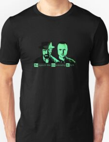 Respect the Chemistry Bitch (Green) T-Shirt