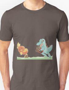 Totodile Run for KFC T-Shirt