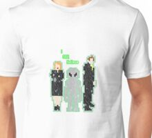 the xfiles belive it or not 8bit Unisex T-Shirt