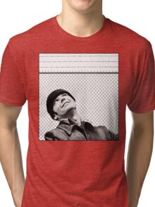 McMurphy from One Flew Over the Cuckoo's Nest Tri-blend T-Shirt