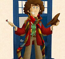 Fourth Doctor by Erich Owen
