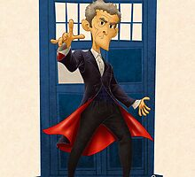 Twelfth Doctor by Erich Owen