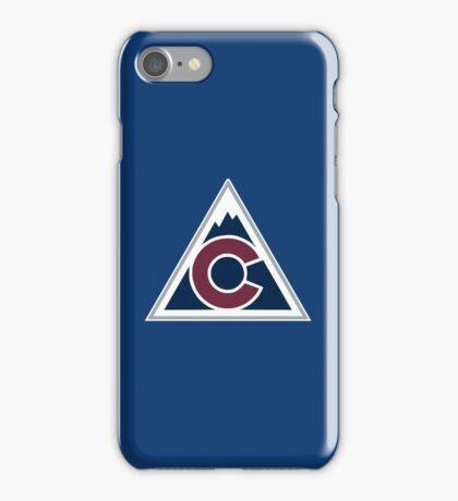 colorado avalanche iPhone Case/Skin