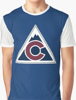 colorado avalanche Graphic T-Shirt