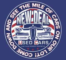 New Deal Used Cars by MrMcGree