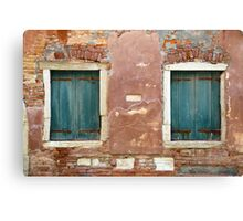 All About Italy. Venice 8 Canvas Print