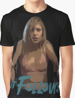 It Follows Graphic T-Shirt