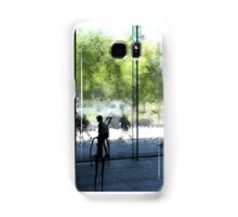 NGV Water Wall Samsung Galaxy Case/Skin