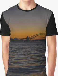 Harbour bridge Graphic T-Shirt