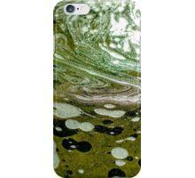 The magic water, green iPhone Case/Skin