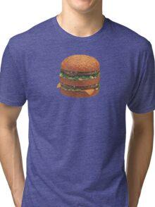 TwoAllBeefPatties Tri-blend T-Shirt