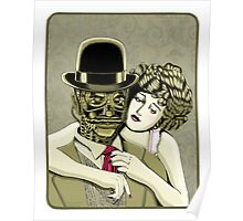 Steampunk Amore Poster