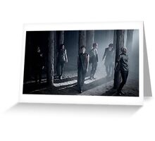 Vixx Hyde Forest Greeting Card