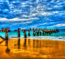 Old Jetty by MAPhotos