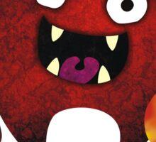 Lunatik Demon Sticker