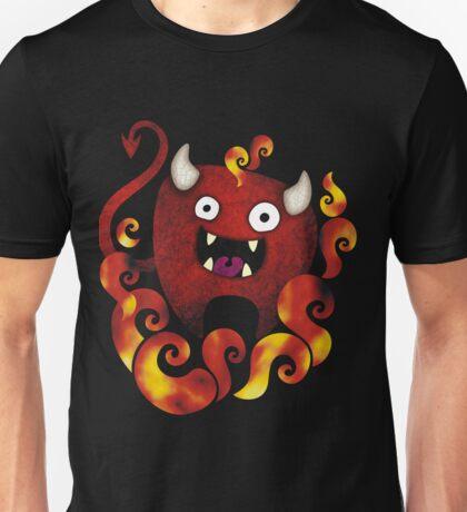 Lunatik Demon Unisex T-Shirt