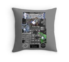 Fanpage Throw Pillow