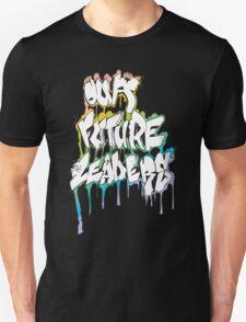 Our Future Leaders Graffiti Rainbow Unisex T-Shirt