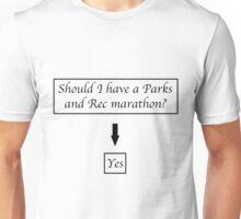 The flowchart Unisex T-Shirt