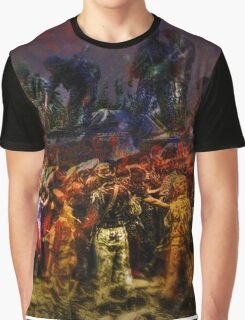 War is Hell Graphic T-Shirt