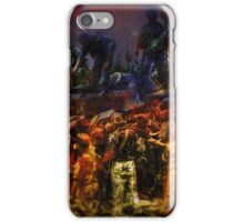 War is Hell iPhone Case/Skin