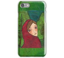 Little Red Valley of the Shadow iPhone Case/Skin