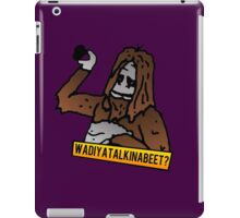 Sassy iPad Case/Skin