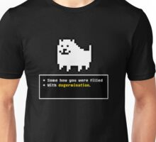 Undertale Annoying Dog Unisex T-Shirt