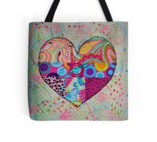Pieces of my Heart Tote Bag