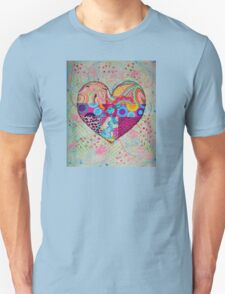 Pieces of my Heart Unisex T-Shirt