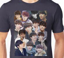 INFINITE - Nam Woohyun Collage - K-Pop Unisex T-Shirt