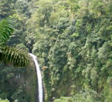 Epic Costa Rica Sticker