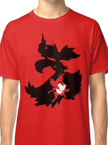 Fennekin - Braixen - Delphox ( Evolution Line ) Classic T-Shirt