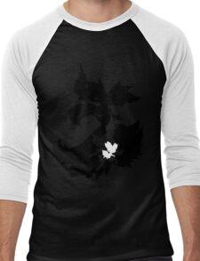 Fennekin - Braixen - Delphox ( Evolution Line ) Men's Baseball ¾ T-Shirt