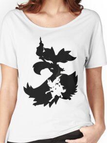 Fennekin - Braixen - Delphox ( Evolution Line ) Women's Relaxed Fit T-Shirt