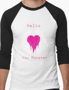 You Monster Men's Baseball ¾ T-Shirt