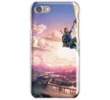 Zelda Breath of the Wild key Artwork (Works on every Item!) iPhone Case/Skin