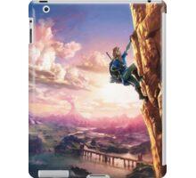 Zelda Breath of the Wild key Artwork (Works on every Item!) iPad Case/Skin