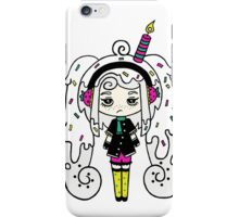 Polar Cake by Lolita Tequila iPhone Case/Skin