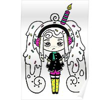 Polar Cake by Lolita Tequila Poster