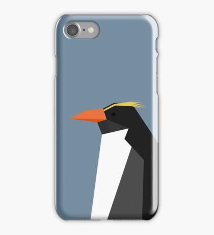 Geometric Penguin iPhone Case/Skin