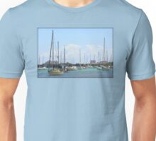 Fort St. Louis Marina In St. Martin Unisex T-Shirt