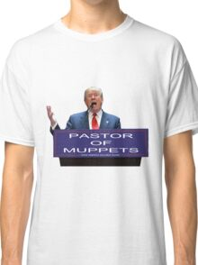 Pastor of Muppets Classic T-Shirt