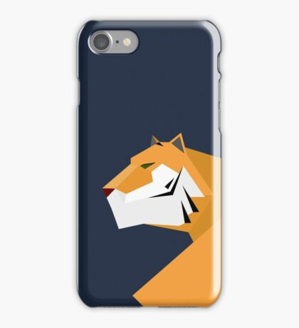 Geometric Tiger iPhone Case/Skin