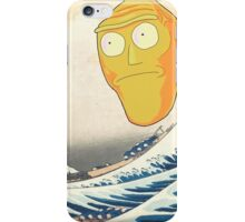 Rick and Morty - Shogun me what you got. iPhone Case/Skin